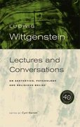 Lectures and Conversations 40th edition 9780520251816 0520251814