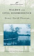 Walden and Civil Disobedience 0 9781593080266 1593080263