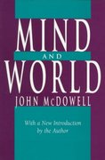 Mind and World 2nd Edition 9780674576100 0674576101