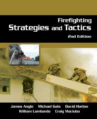Firefighting Strategies and Tactics 2nd Edition 9781418048938 1418048933