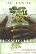 Blessed Unrest 0 9780670038527 0670038520