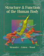 Structure and Function of the Human Body 6th edition 9780397551729 039755172X