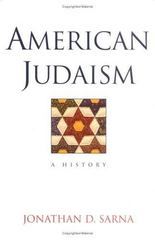 American Judaism 1st Edition 9780300129106 0300129106