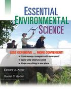 Essential Environmental Science, Binder Ready Version 1st edition 9780470279847 0470279842