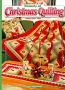 Treasury of Christmas Quilting 0 9781882138203 1882138201
