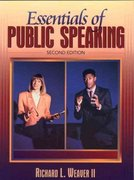 Essentials of Public Speaking 2nd edition 9780205317196 0205317197