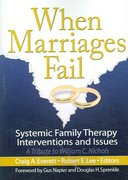 When Marriages Fail 1st edition 9780789028631 0789028638