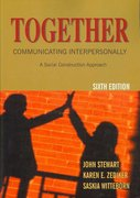 Together 6th Edition 9780195330205 019533020X