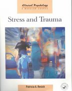 Stress and Trauma 1st Edition 9781841691909 1841691909