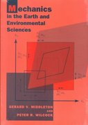 Mechanics in the Earth and Environmental Sciences 0 9780521446693 0521446694