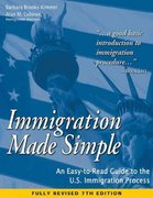 Immigration Made Simple 7th edition 9781932919073 1932919074