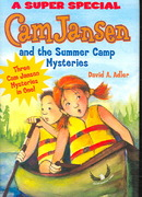 Cam Jansen: Cam Jansen and the Summer Camp Mysteries 0 9780670062188 0670062189