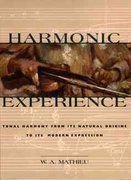 Harmonic Experience 2nd edition 9780892815609 0892815604