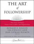 The Art of Followership 1st edition 9780787996659 0787996653