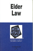 Elder Law in a Nutshell 4th edition 9780314167774 0314167773