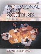 Professional Office Procedures 3rd edition 9780130612137 0130612138