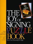 The Joy of Signing Puzzle Book 1 0 9780882436760 0882436767