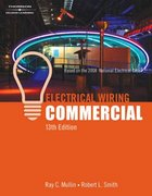 Electrical Wiring Commercial 13th edition 9781435439122 1435439120
