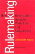 Rulemaking 2nd edition 9781568024189 1568024185