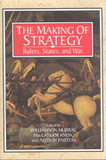 The Making of Strategy 0 9780521566278 0521566274