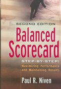 Balanced Scorecard Step-by-Step 2nd edition 9780471780496 0471780499