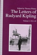 The Letters of Rudyard Kipling, Volume 4 0 9780877456575 0877456577