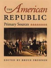 The American Republic 1st Edition 9780865973336 0865973334