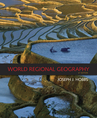 World Regional Geography 6th edition 9780495389507 0495389501