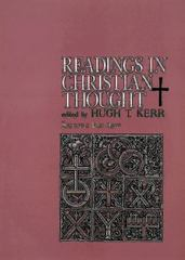 Readings in Christian Thought 2nd Edition 9780687355471 0687355478