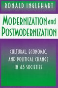 Modernization and Postmodernization 1st Edition 9780691011806 069101180X