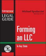 Forming an LLC: In Any State 1st edition 9781599181059 1599181053