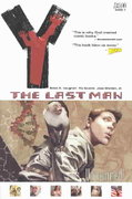 Y: The Last Man VOL 01: Unmanned 1st Edition 9781563899805 1563899809