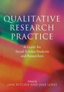 Qualitative Research Practice 0 9780761971092 0761971092