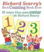 Richard Scarry's Best Counting Book Ever 0 9780873588768 0873588762
