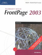 New Perspectives on Microsoft FrontPage 2003, Introductory 1st edition 9780619213770 0619213779