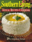 Southern Living Annual Recipes Cookbook 20th edition 9780848716882 0848716884