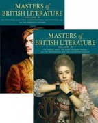 Masters of British Literature, Volumes A & B package 1st edition 9780205559725 0205559727