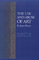 The Use and Abuse of Art 0 9780691018041 0691018049