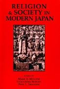 Religion and Society in Modern Japan 0 9780895819369 0895819368