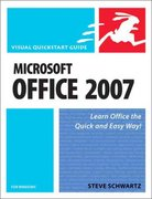 Microsoft Office 2007 for Windows 1st edition 9780321487797 0321487796