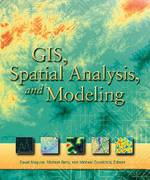 GIS, Spatial Analysis, and Modeling 0 9781589481305 1589481305