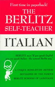 Berlitz Self-Teacher: Italian 0 9780399513251 0399513256
