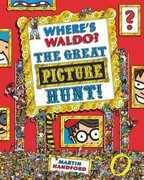 Where's Waldo? The Great Picture Hunt 0 9780763630430 0763630438