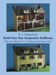 Build Your Own Inexpensive Dollhouse 0 9780486234939 0486234932