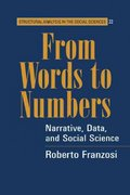 From Words to Numbers 0 9780521541459 052154145X