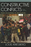Constructive Conflicts 3rd edition 9780742544239 0742544230