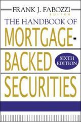 The Handbook of Mortgage-Backed Securities 6th edition 9780071460743 0071460748