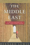 The Middle East 0 9780684832807 0684832801