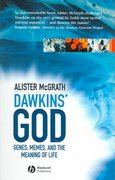 Dawkins' GOD 1st edition 9781405125383 1405125381