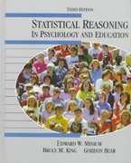 Statistical Reasoning in Psychology and Education 3rd edition 9780471821885 0471821888